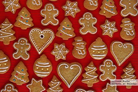 Galletas crujientes de miel y especias: receta de Navidad ideal para hacer con niños