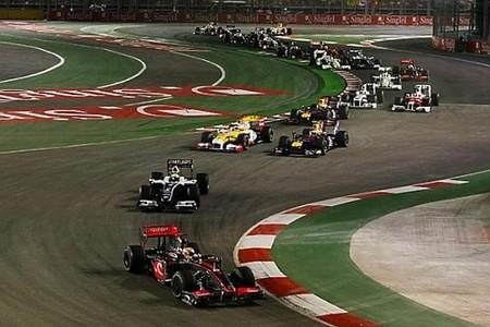 Lewis Hamilton gana, Fernando Alonso en podio y adiós al mundial para Red Bull