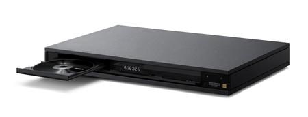 El nuevo reproductor Blu-ray UHD de Sony viene pensando en las instalaciones personalizadas