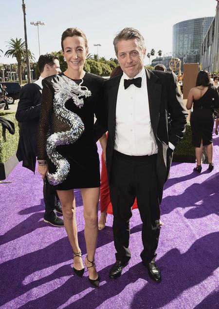 Premios Emmy 2019 Hugh Grant Anna Elisabet Eberstein