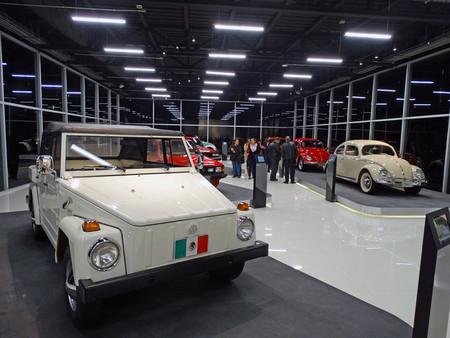 Coleccion Modelos Historicos Volkswagen Museo Automovil Puebla 1