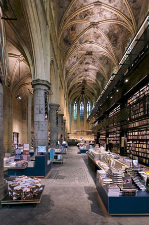 Las librerías más bellas del mundo (I)