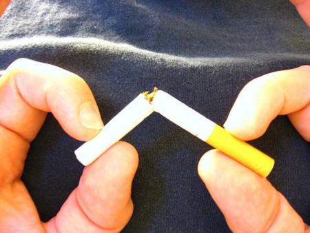 Cómo desintoxicar los pulmones después de dejar de fumar