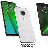 Moto G7, G7 Plus, G7 Power y G7 Play: así luce en todo su esplendor la nueva familia de Motorola