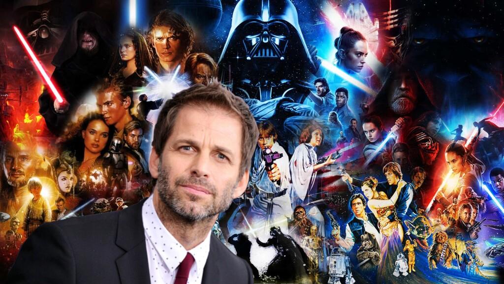 Zack Snyder recicla la película de 'Star Wars' que no pudo hacer para construir el nuevo universo cinematográfico de Netflix