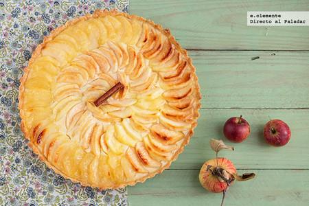 Tarta de manzana con clavo y canela: receta clásica con un toque especial