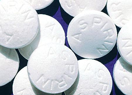 aspirina forte para dolor de cabeza