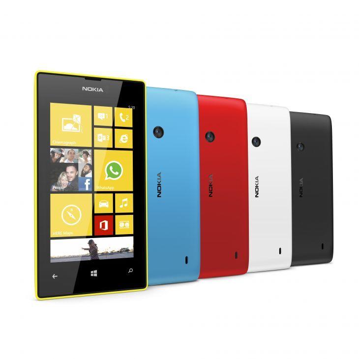 Foto de Nokia Lumia 520 (1/5)