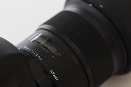 "Sigma 50mm 1.4 DG HSM ""ART"", análisis"