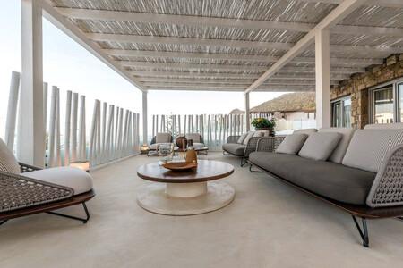 El cemento decorativo o la mejor manera de estrenar terraza sin necesidad de obras