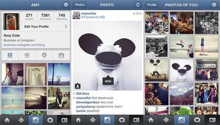 Instagram se actualiza: Ahora podemos etiquetar gente