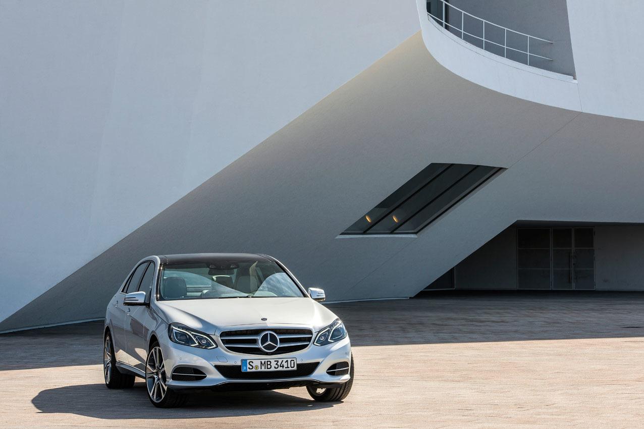 Foto de Mercedes-Benz Clase E 2013 (8/61)