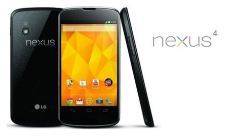 Android L está siendo usado en el Nexus 4 dentro de Google