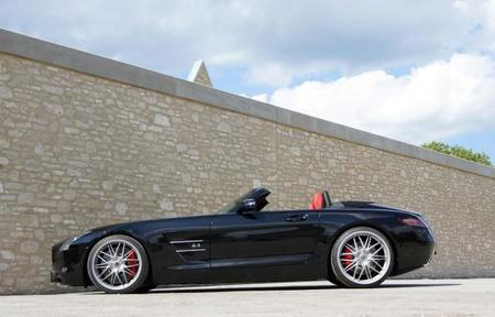 Senner Tuning Mercedes-Benz SLS AMG Roadster