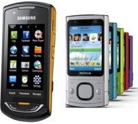 Precios Samsung Onix y Nokia 6700 con Vodafone. Nexus One y Nokia E72 entre otras novedades de mayo