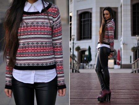 Grecas moda calle