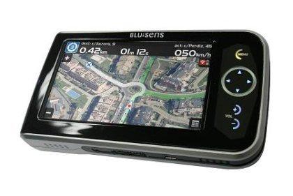 Regalos Navideños: navegador GPS Blusens G01 con imágenes reales