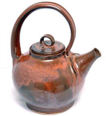 Todo lo que necesitas para tomar el té (I): la tetera