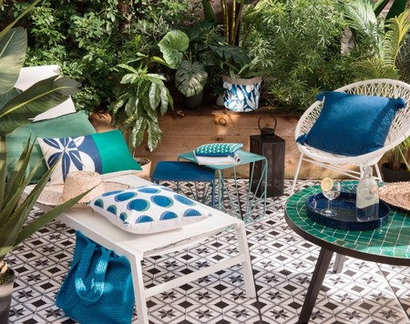 Textiles Green Patio Maisons Du Monde 0