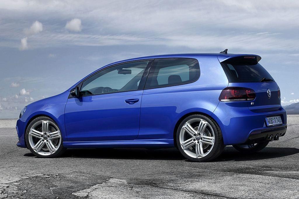 Foto de Volkswagen Golf R (7/16)