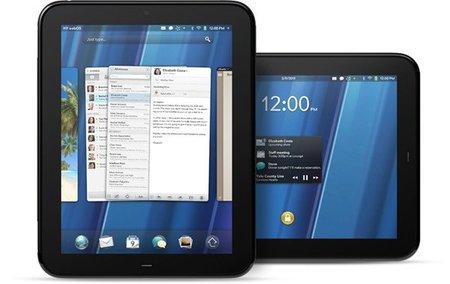 Gadgets México 2011: Una tablet increíble es HP TouchPad