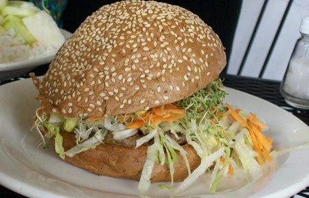 Las hamburguesas también pueden ser saludables