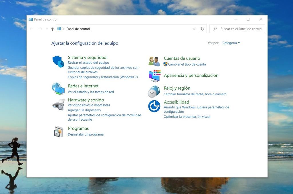 Del Panel de control a la Configuración de Windows 10: Microsoft ha dado un paso más en su eterna transición