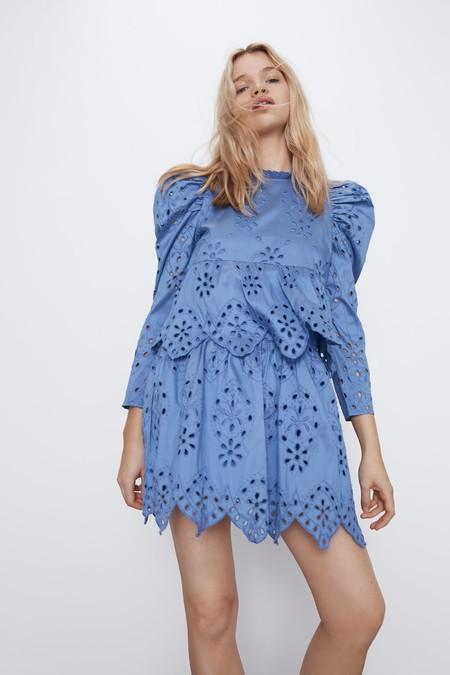 Vestido Boho De Zara 2