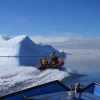 Cuando el océano antártico se calienta un grado esto es lo que pasa