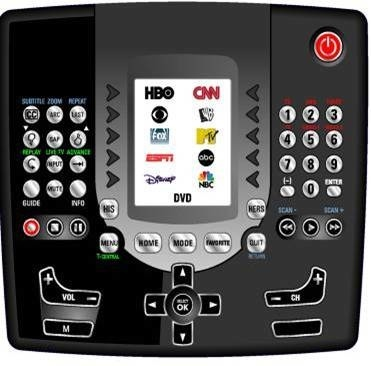 Philips SRU6110, mando a distancia universal [CES 2008]