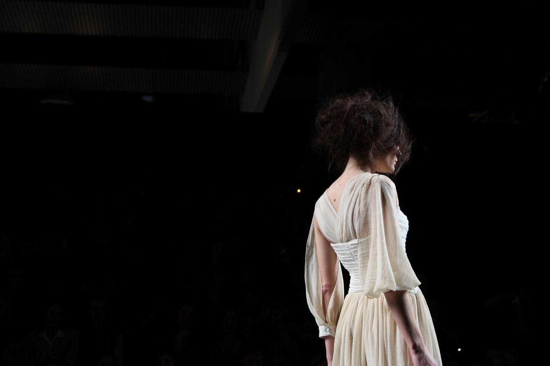 Foto de Alma Aguilar en la Cibeles Madrid Fashion Week Otoño-Invierno 2011/2012 (53/126)