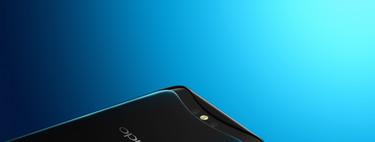Oppo Find X: un módulo deslizable para esconder las cámaras y superar el 92% de ratio frontal-pantalla