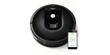 Roomba 981: hoy en Amazon, tenemos este robot aspirador de gama alta por sólo 469,99 euros