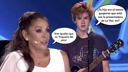 'Idol Kids': El tenso momento en el que la Pantoja le dice a un niño que le recuerda a su hijo Kiko Rivera