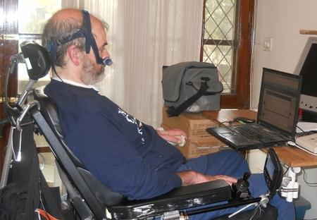 Adrian Hands, el impresionante ejemplo de un programador que usaba el Morse para escribir código