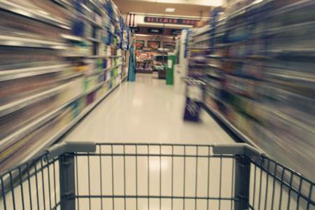 Comprar en el supermercado, mi ¿hazaña? semanal