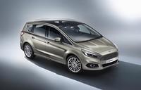 Lo nuevo del Ford S-MAX 2015, en vídeo antes de mostrarse en París