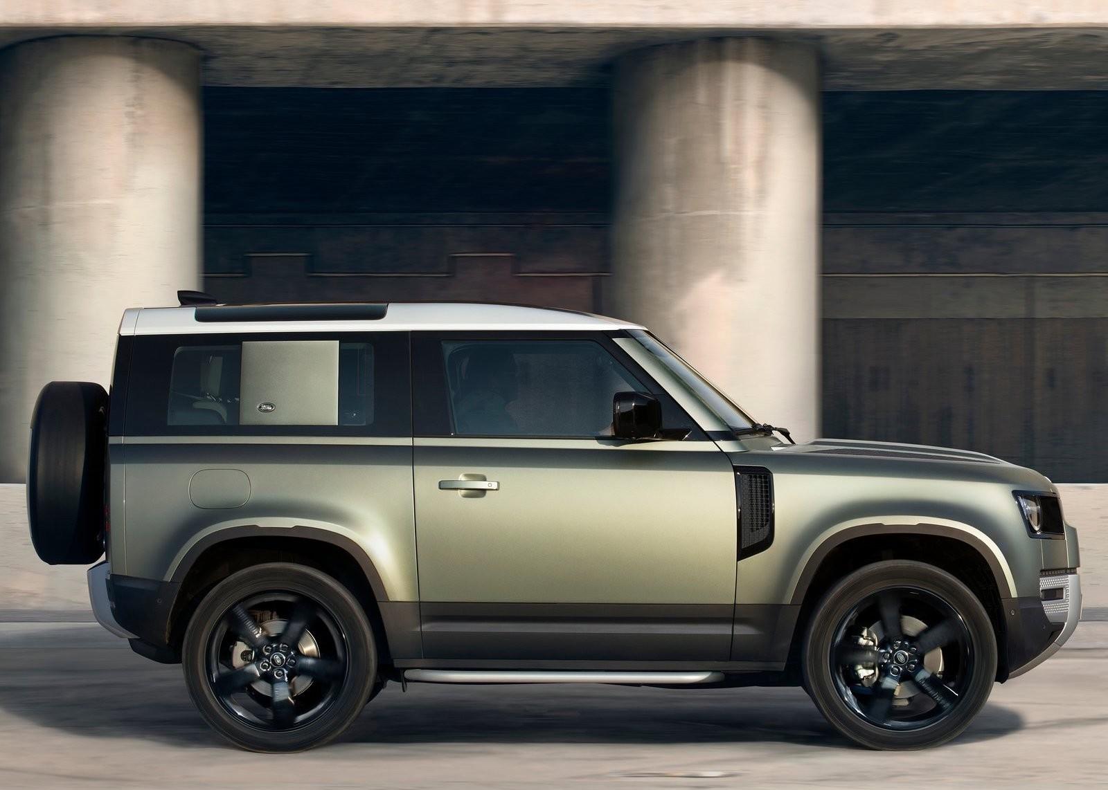 Foto de Land Rover Defender 2020 (20/60)