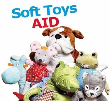 Soft Toys Aid: campaña solidaria de Ikea