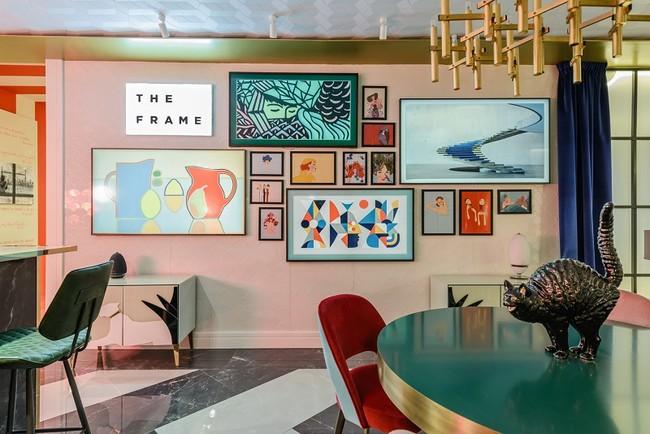 Samsung Home Home Gallery Tv 3