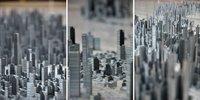 Ephemicropolis, una ciudad levantada con grapas