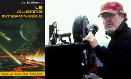 Ridley Scott vuelve a la ciencia ficción adaptando 'The Forever War'