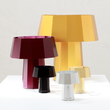 Foto de Espresso, lámparas inspiradas en cafeteras (1/5)