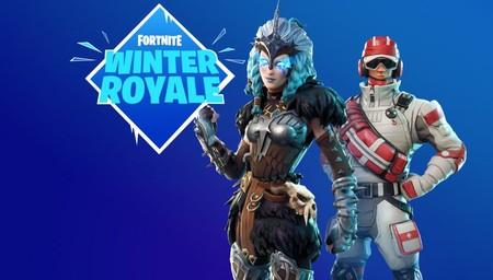 Una gran tormenta se acerca a Fortnite, y traerá nieve y muertes por igual con Winter Royale Tournament