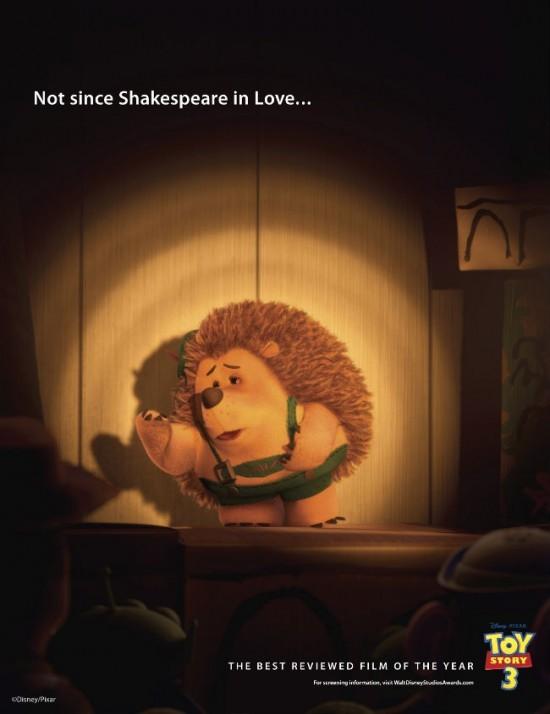 Foto de 'Toy Story 3', carteles para los Oscars (9/15)