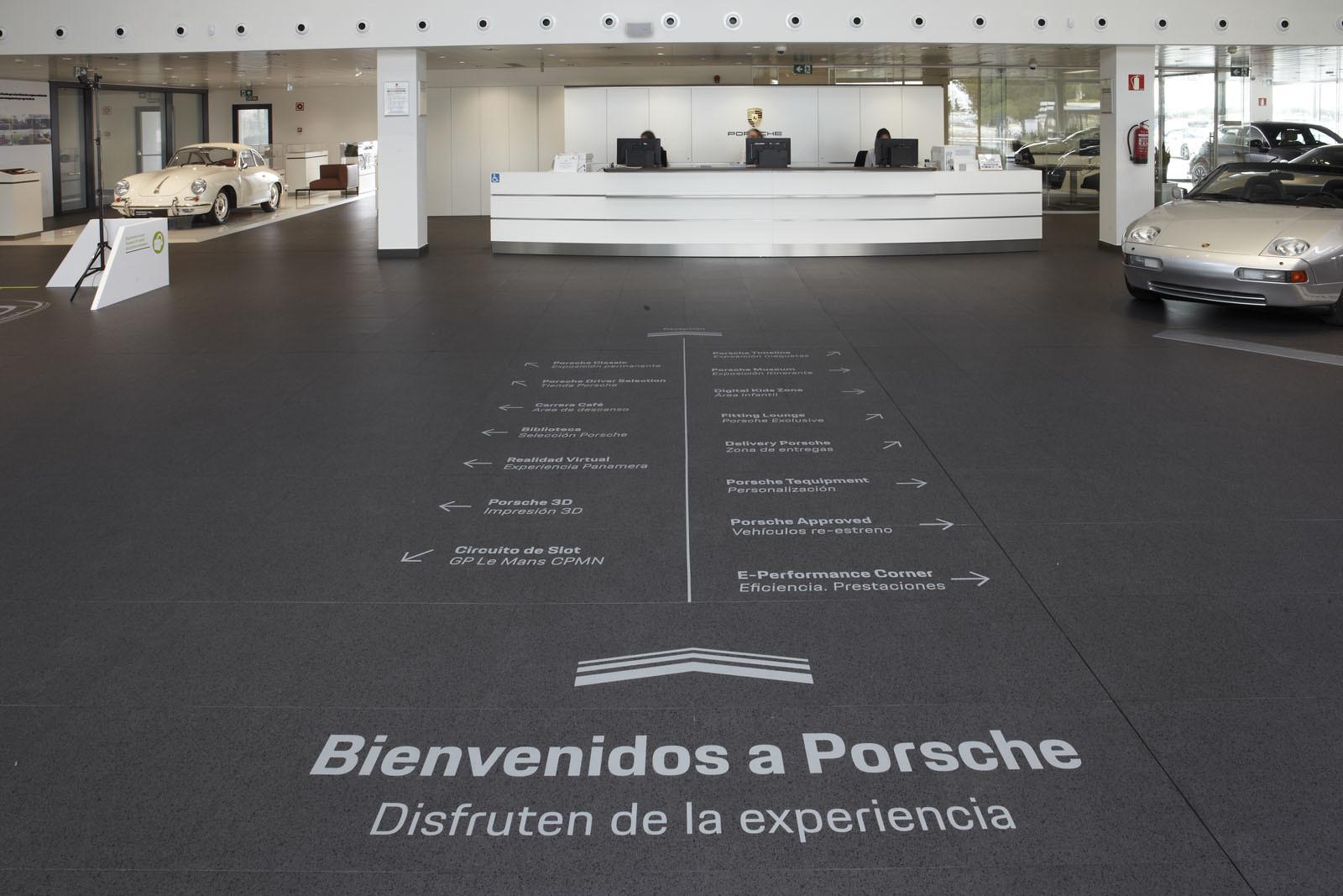 Foto de Centro de Experiencias Porsche Madrid Norte (15/16)