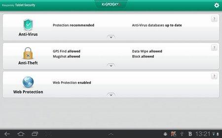 Dispositivos Samsung con Android podrán descargar Kaspersky Antivirus gratis