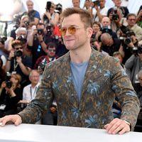 Los protagonistas de Rocketman visten los perfectos looks de primavera en el Festival de Cannes