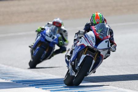 Maxi Scheib Carmelo Morales Superbike European 2016