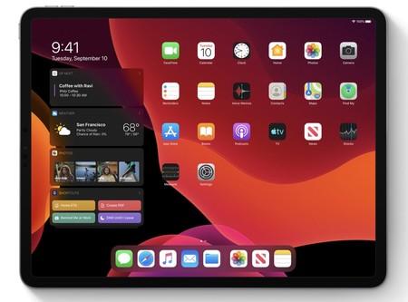 iPadOS 13.3